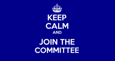 Committee Nominations Open