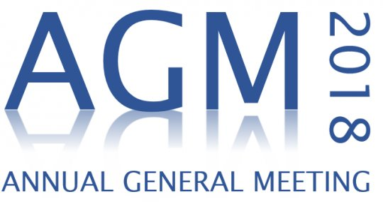 Annual General Meeting 19th August 2018